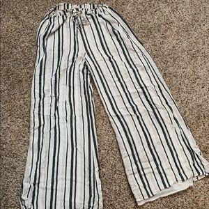 American Eagle linen style pant